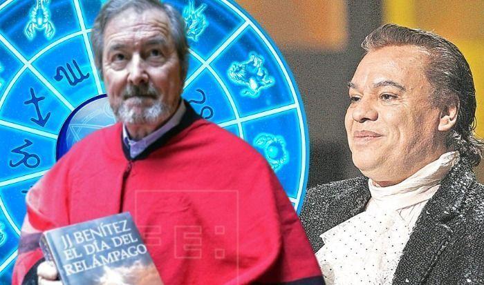 J. J. Benítez asegura tener contacto con el espíritu de Juan Gabriel [Entrevista]