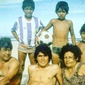 Diego en familia