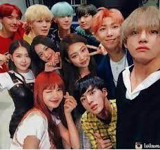 ¿Cuando  harán la colaboración Blackpink y BTS?