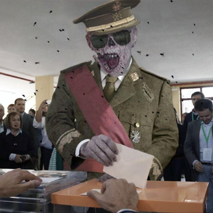 Franco va a votar