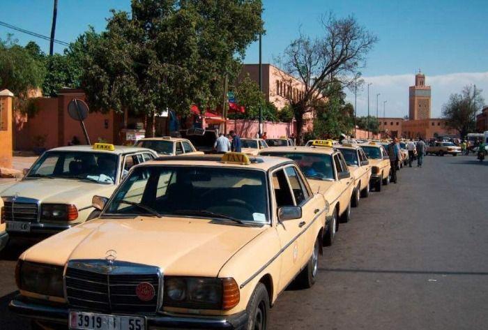 Taxistas tunecinos entran en huelga en contra del fichaje de Otegui por el Camali