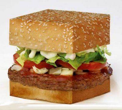 ¿Cuál es la diferencia entre una hamburguesa y un sándwich?
