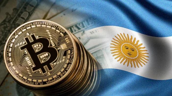Argetina: impuestos y multas, compradores de criptomonedas sin salida.