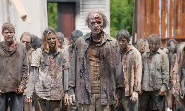 Apocalipsis zombie en Chile y en China