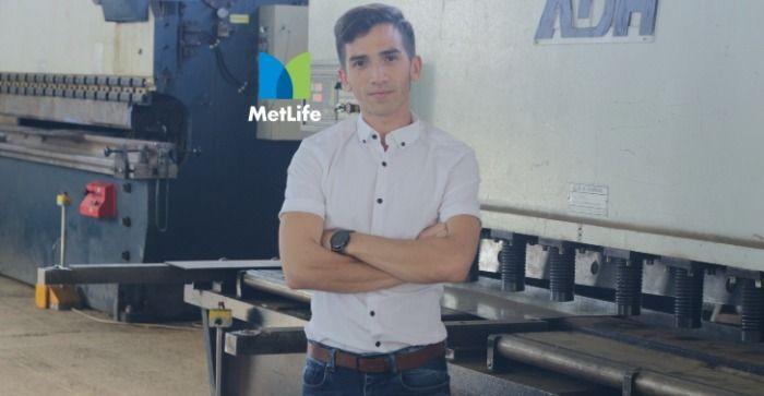 Destacado joven profesional Chileno es sorpresivamente contratado para como Gerente Comercial de MetLife Latam