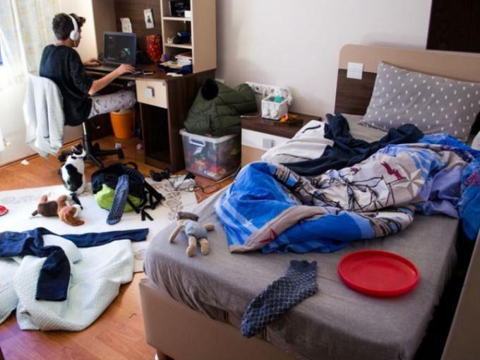 ¿Tu hijo no organiza su cama después de levantarse? Deberías leer esto.