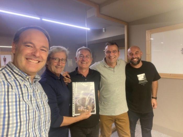 Proyecto Hub internacional eFitners en Andorra