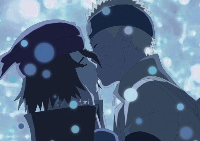 Va a haber un anime del ship de SASUNARU