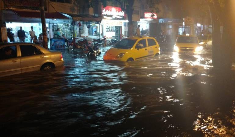 Fuertes lluvias causan al menos 8 muertos en Cúcuta