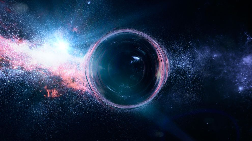 Es descubierta una nueva masa astrológica más grande que la vía láctea