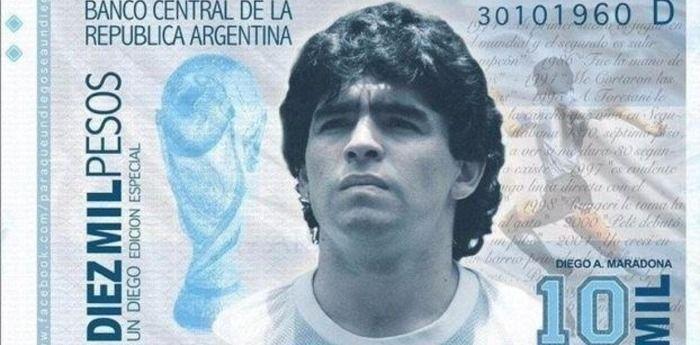 Lanzan un nuevo billete en Argentina