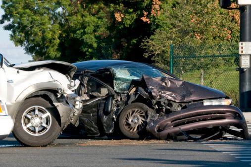 Adolescente muere en un accidente