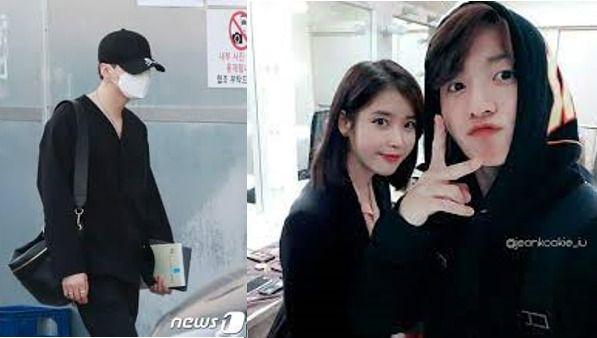 Ampay!!!!!!!!!!!!! Jungkook pasa la noche en el departamento de IU (imagen)