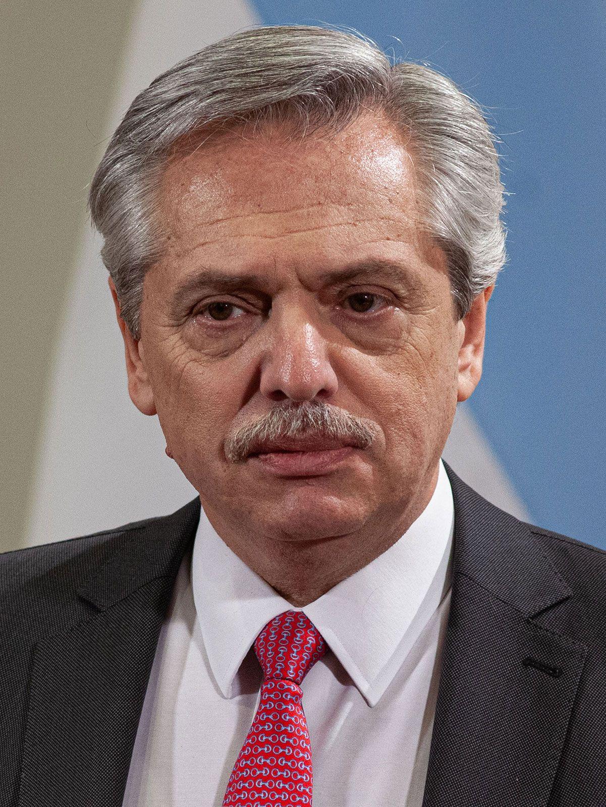 ÚLTIMO MOMENTO!!!! Alberto Fernández declara la guerra a puelen