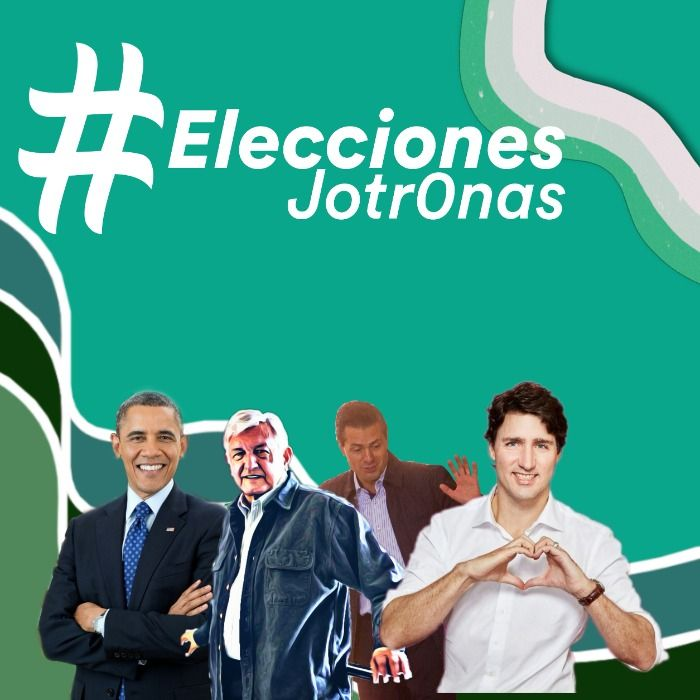 Alejandro de 'Jotr0nas' habla sobre las elecciones jotr0nas.