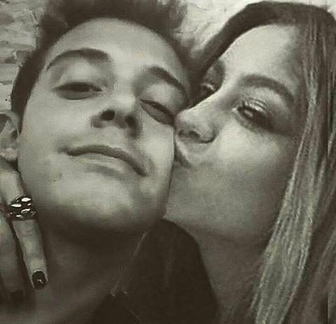 Matteo Balsano confiesa que ya no puede dormir si no es con su novia a su lado.