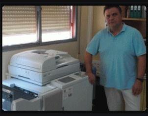 Detenido conserje de un instituto por fotocopiarse el culo 100 veces